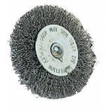 Cepillo circular | Hilo inox | Decapado del inox ESSENTIAL (Cartoncillo colgante)