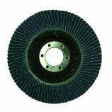 Zirconium flap disc ESSENTIAL (Hanging cardboard)