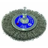 Cepillo circular TECHNIC | Hilo inox | Decapado del inox, metal TECHNIC (Estuche blíster)