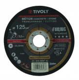 Disque de TRONCONNAGE FURIUS -MATERIAUX TECHNIC (Boite)