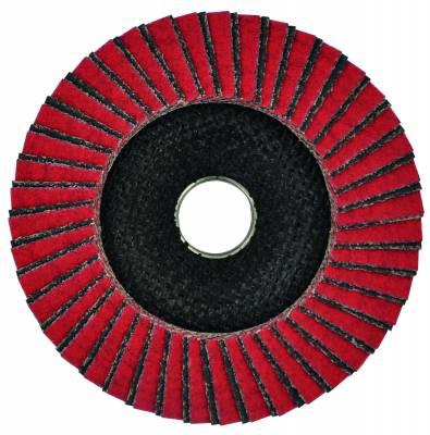 Flap disc | Ceramic & Zirconium TECHNIC (Hanging cardboard)